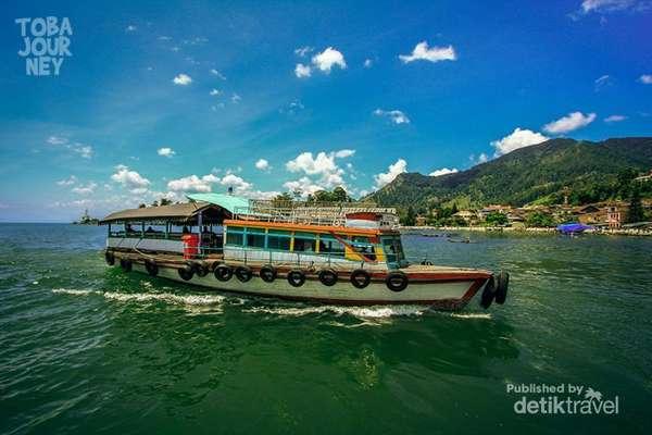 Indah Nian Danau Toba – Detik Travel