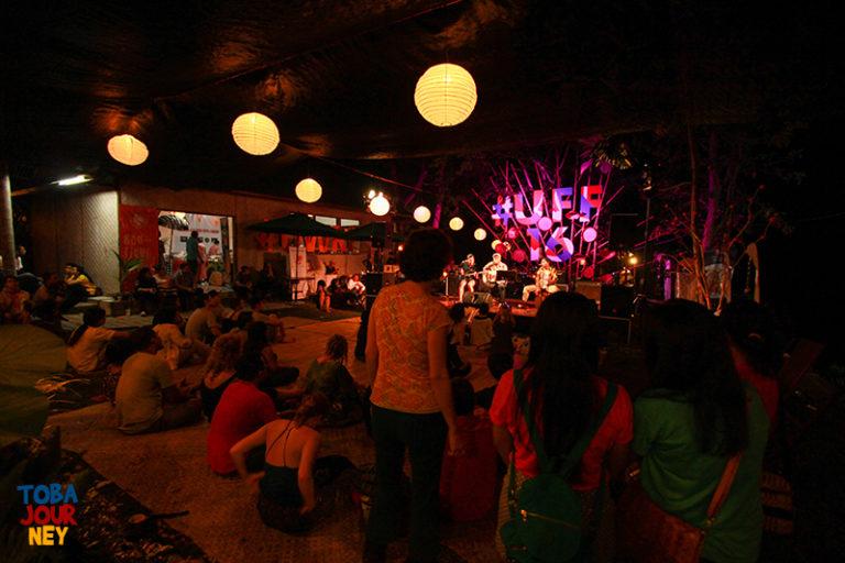 Bersenang-senang di Ubud Food Festival 2016