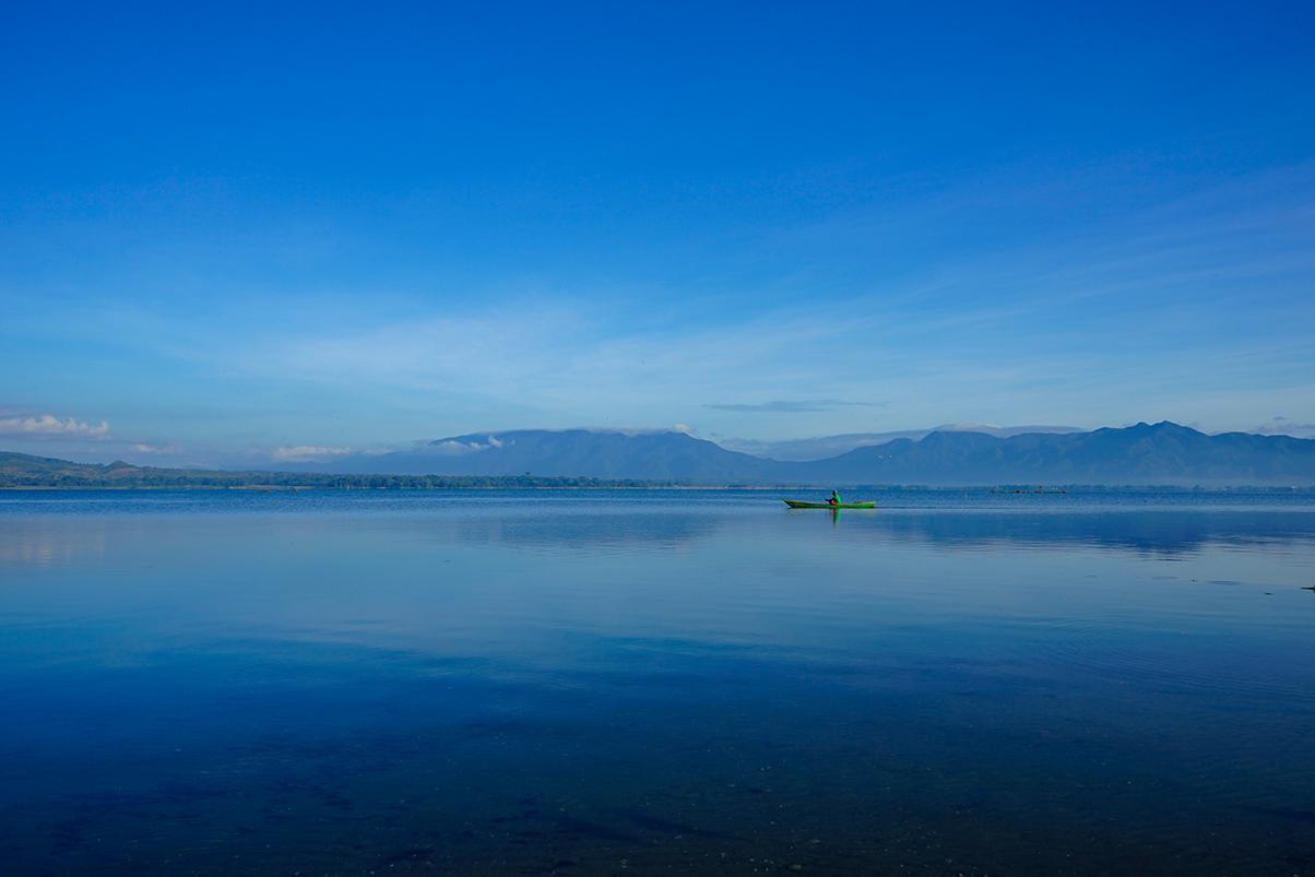 Pantai Pardinggaran dan Hatulian, Pantai Baru di Toba