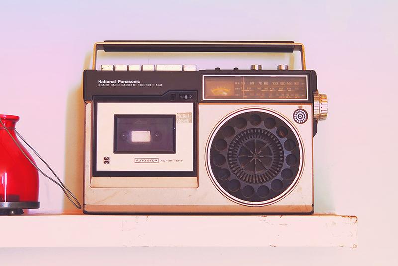 Perancangan UI Aplikasi Radio Del FM